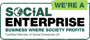 We are a social entrepreneur